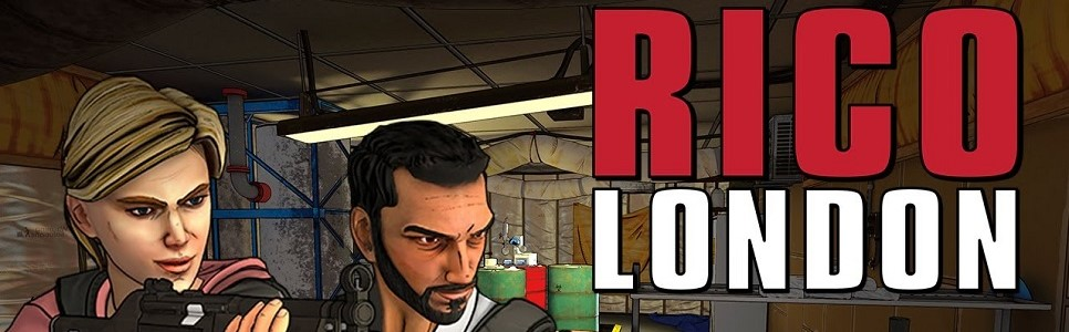 RICO London Interview – Art Style, Weapons, Customization, and More