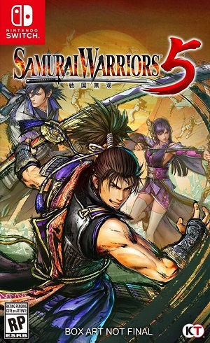 Samurai Warriors 5 – News, Reviews, Videos, and More