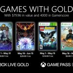 May 2021's Xbox Live Games With Gold Revealed