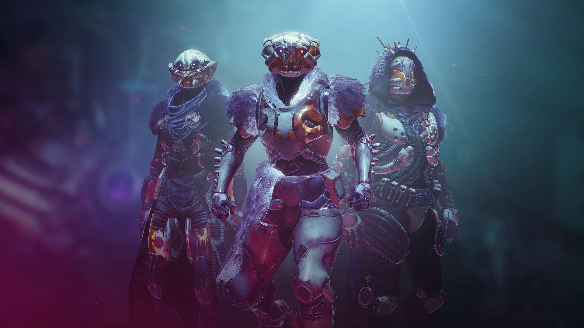 Destiny 2 - Season of the Splicer_armor