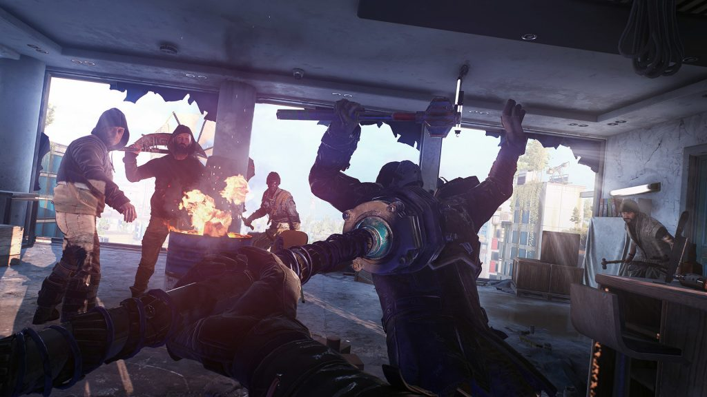 Dying Light 2 Stay Human Features Almost 200 Weapons