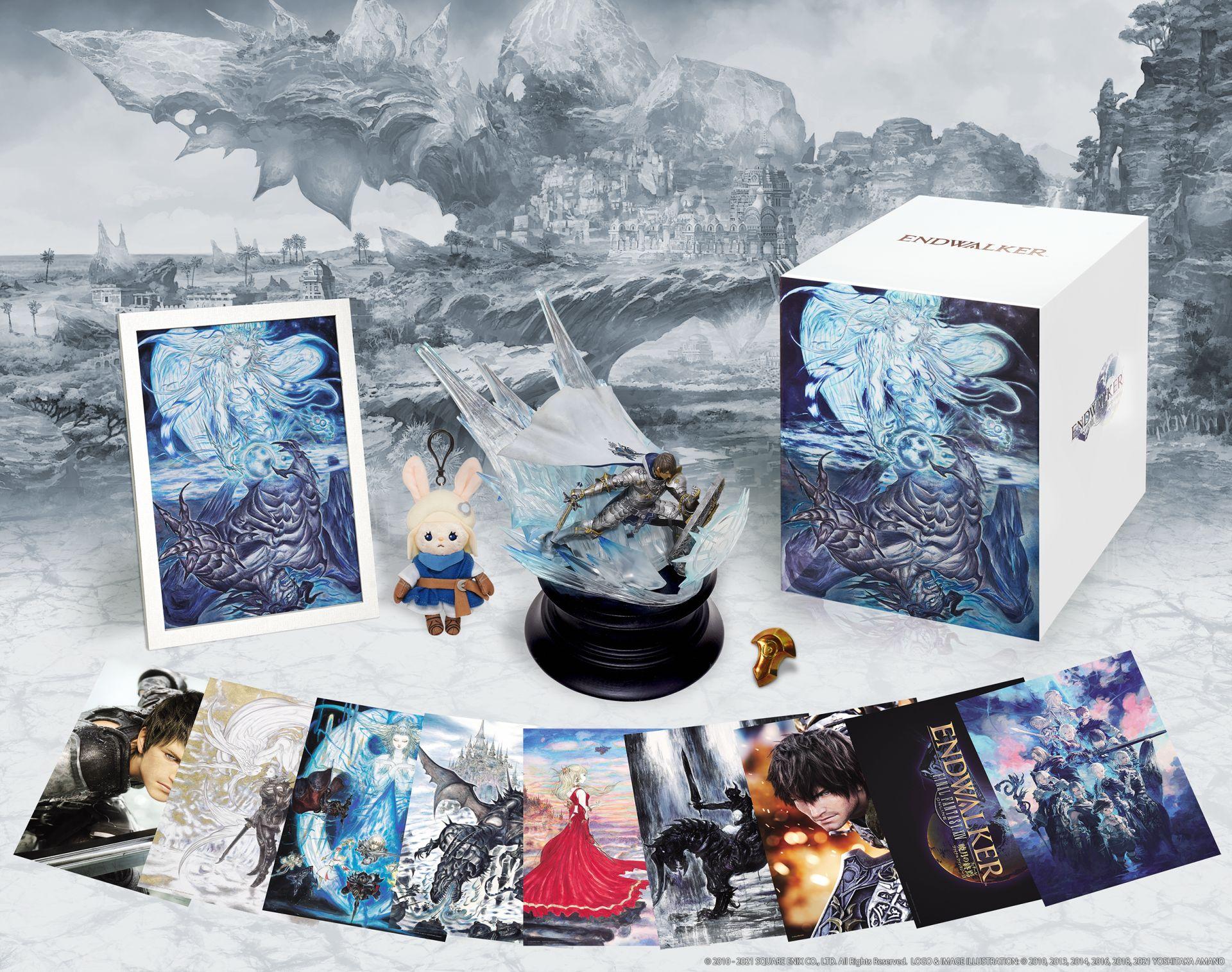 Final Fantasy 14 Collector's Edition