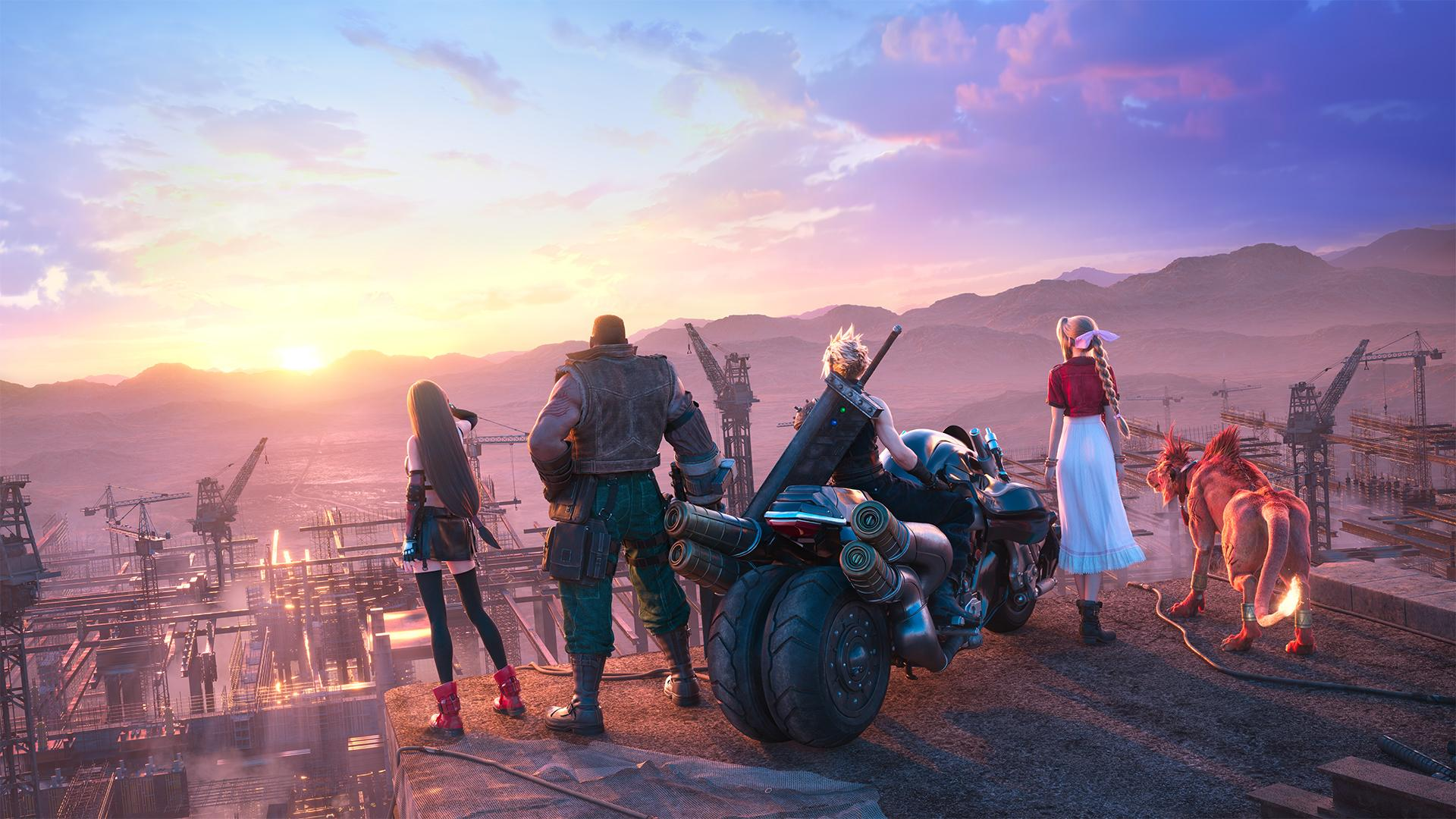 Final Fantasy 7 Remake Intergrade (2)