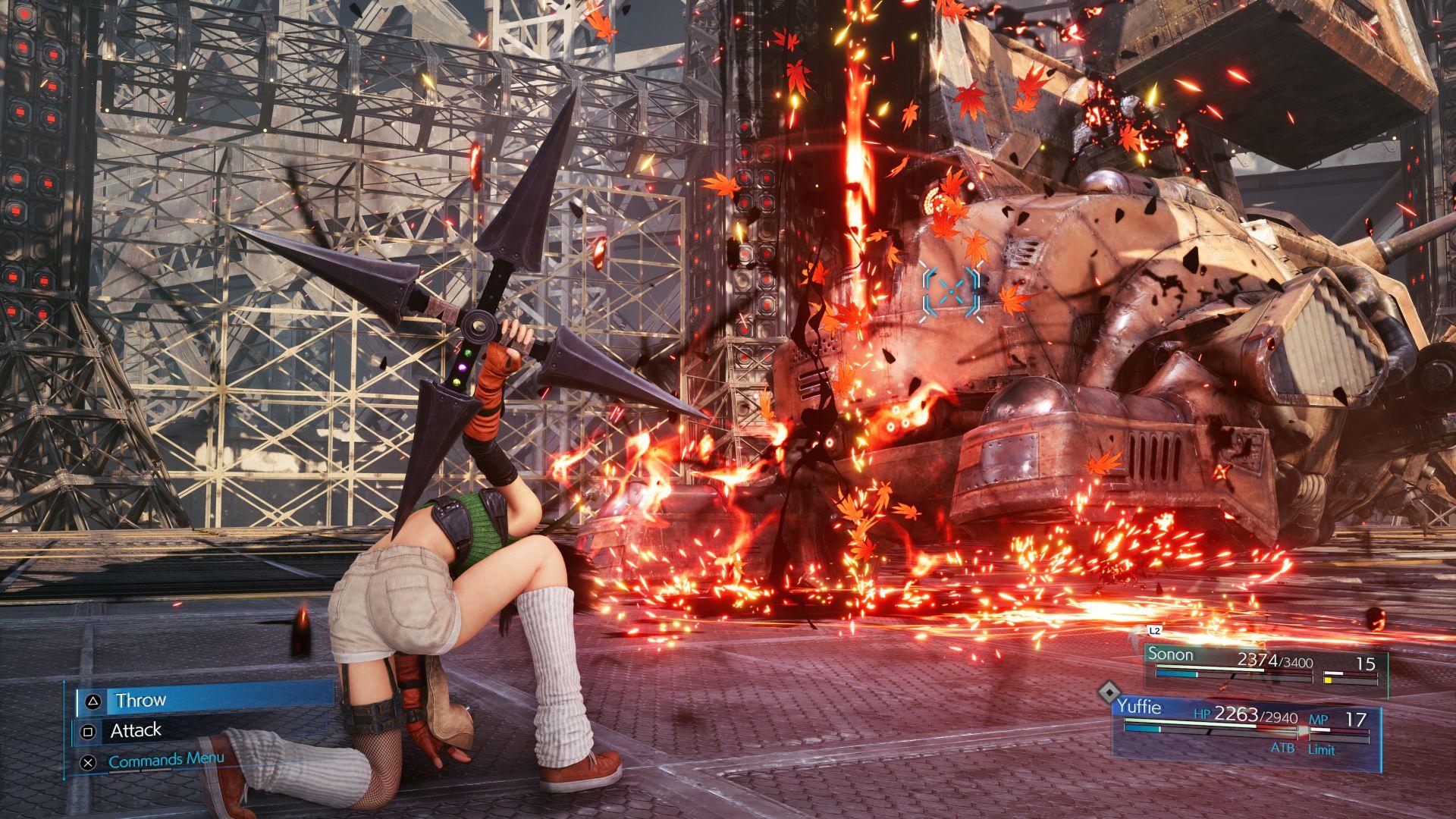 Final Fantasy 7 Remake Intergrade - Episode INTERmission (10)
