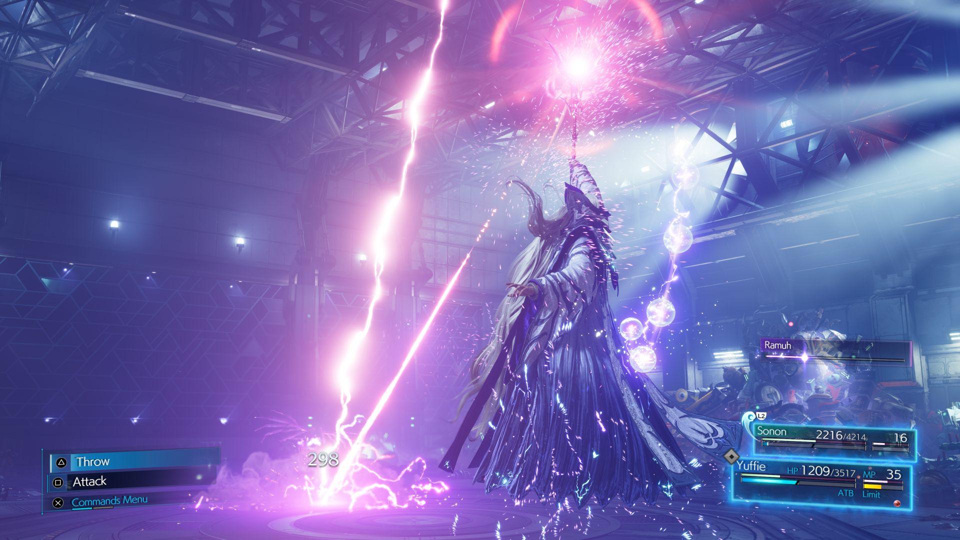 Final Fantasy 7 Remake Intergrade - Episode INTERmission (14)