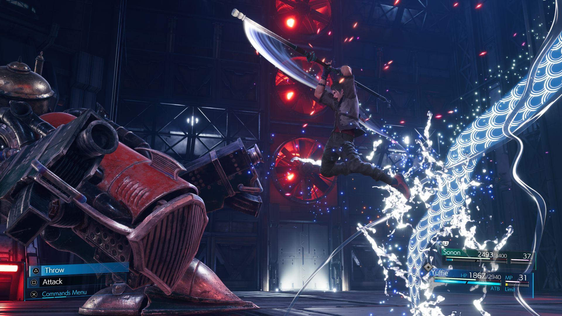 Final Fantasy 7 Remake Intergrade - Episode INTERmission (2)