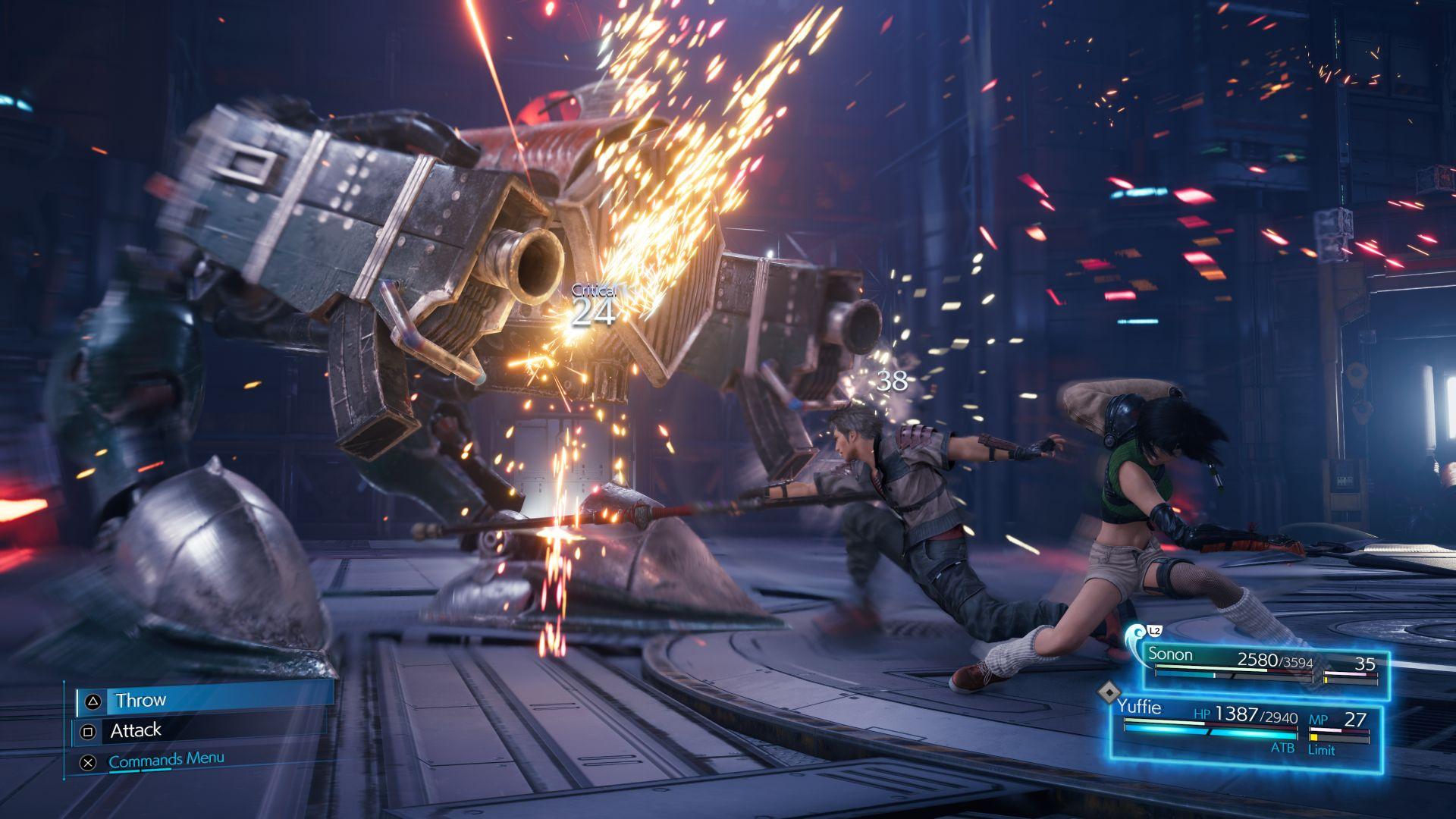 Final Fantasy 7 Remake Intergrade - Episode INTERmission (5)