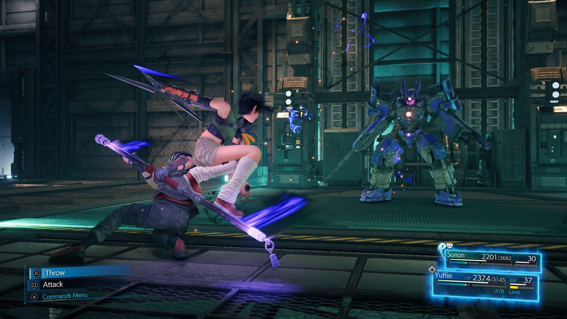 Final Fantasy 7 Remake Intergrade - Episode INTERmission (7)