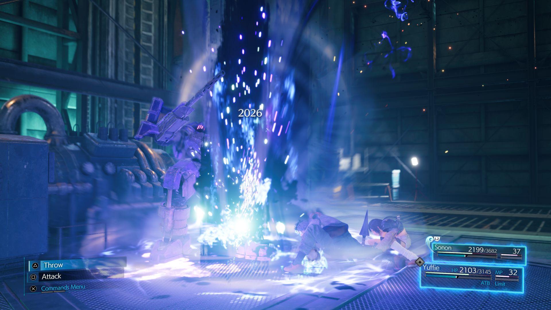 Final Fantasy 7 Remake Intergrade - Episode INTERmission (8)