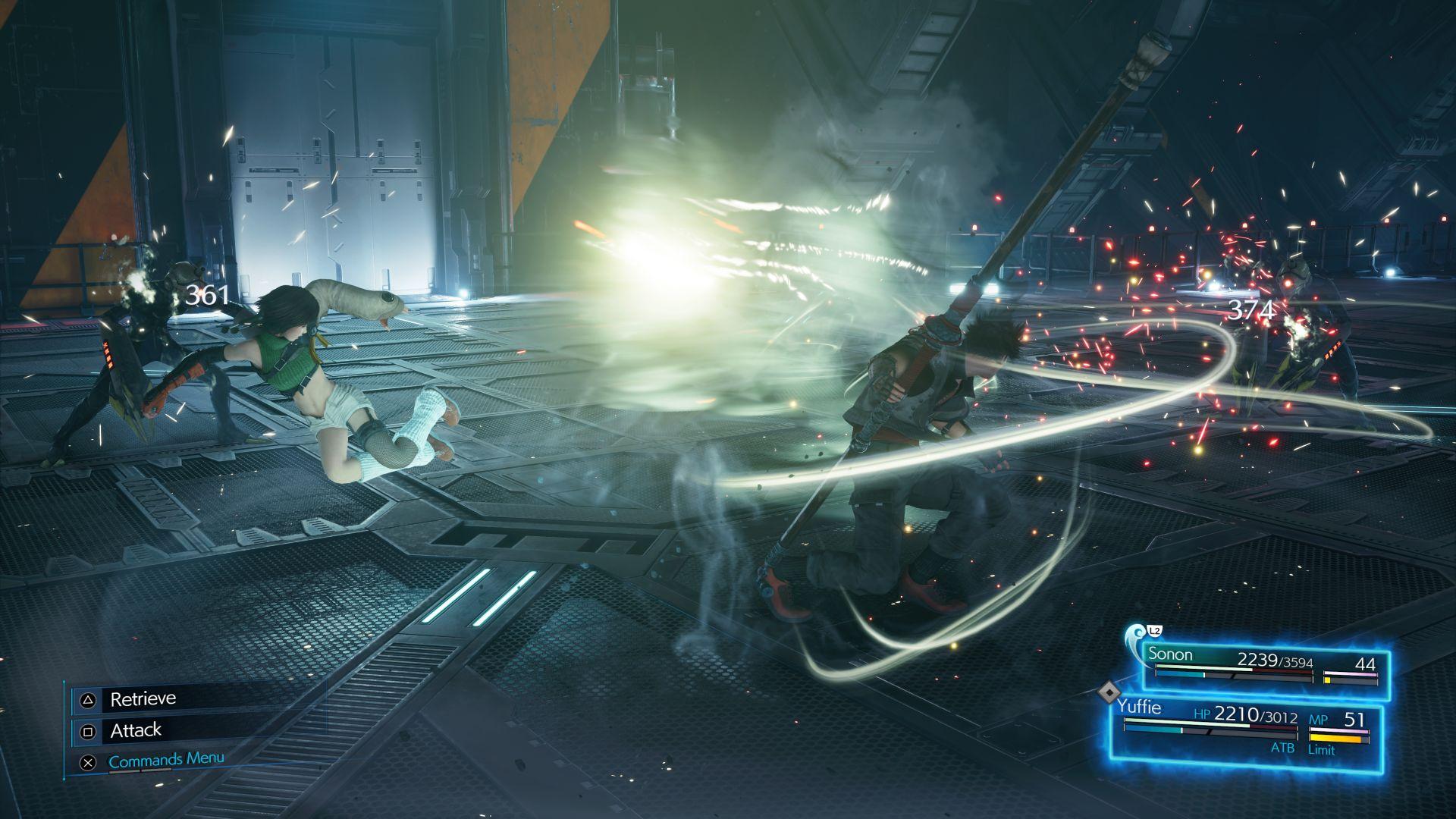 Final Fantasy 7 Remake Intergrade - Episode INTERmission (9)