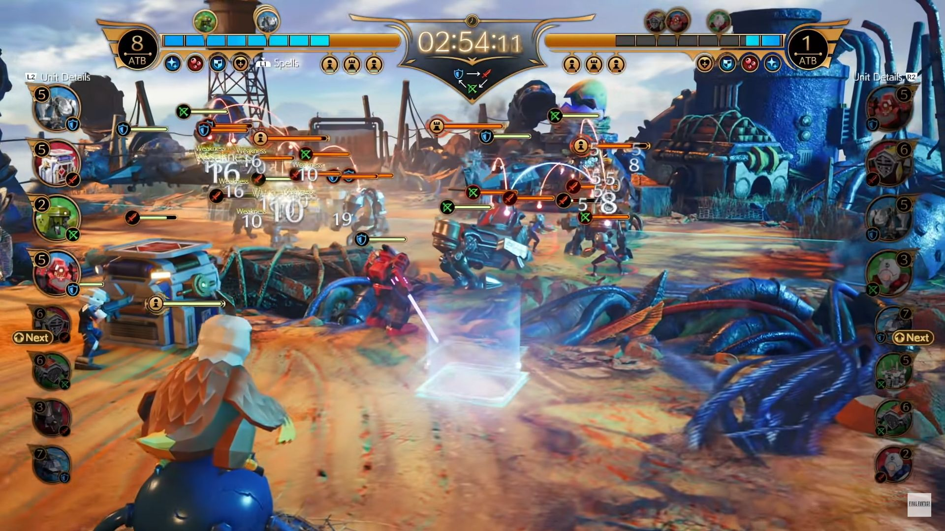Final Fantasy 7 Remake Intergrade_Fort Condor