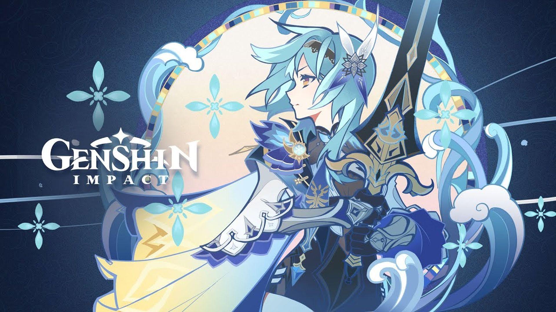 Genshin Impact - Eula