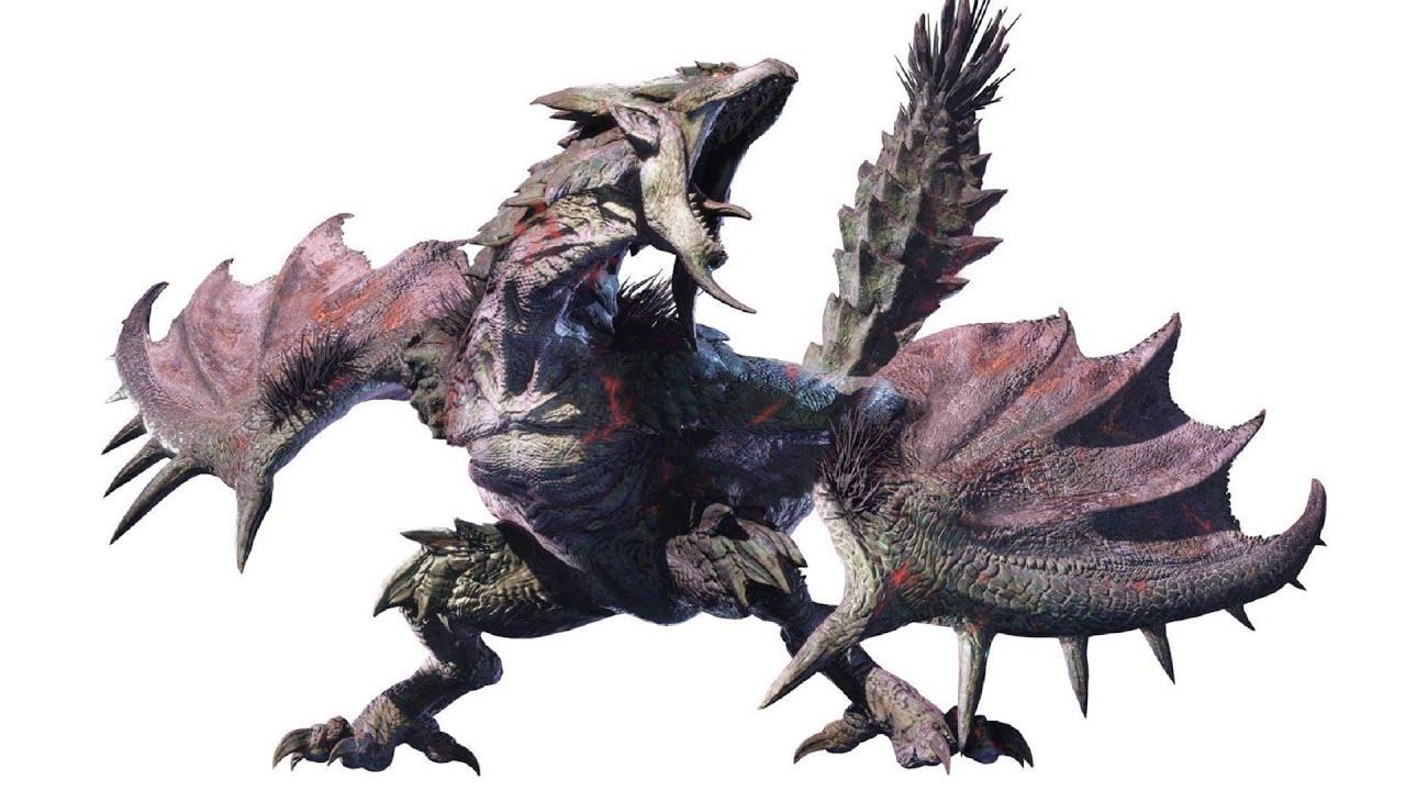 Monster Hunter Rise - Apex Rathian