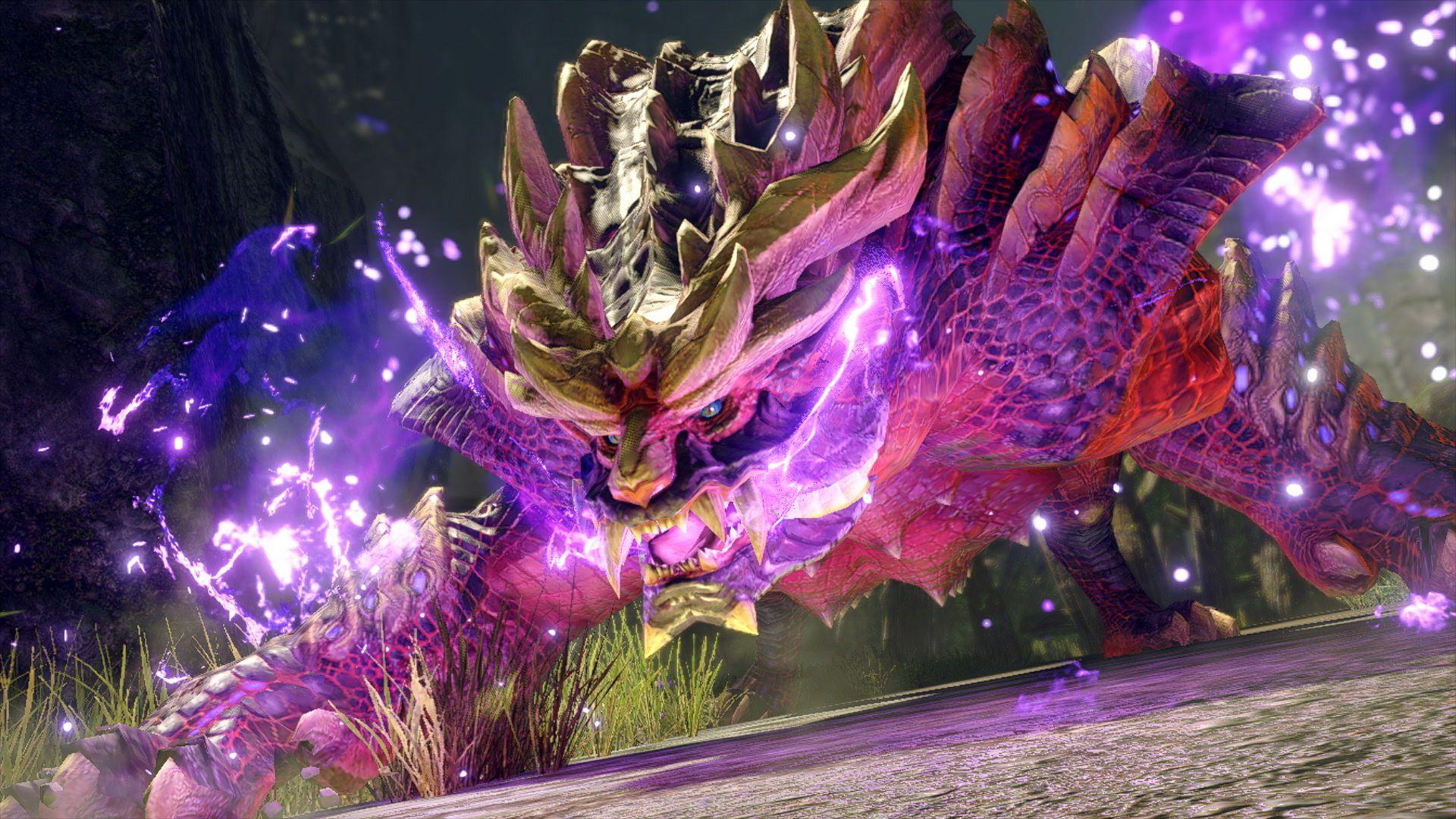 Monster Hunter Rise - Magnamalo