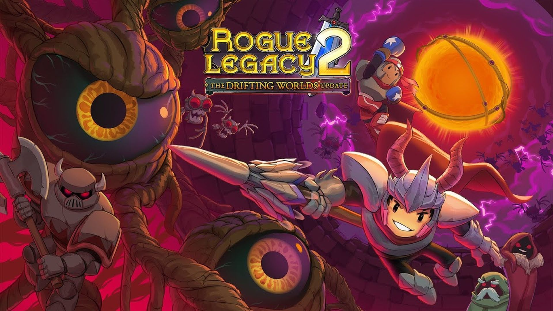 Rogue Legacy 2 The Drifting Worlds