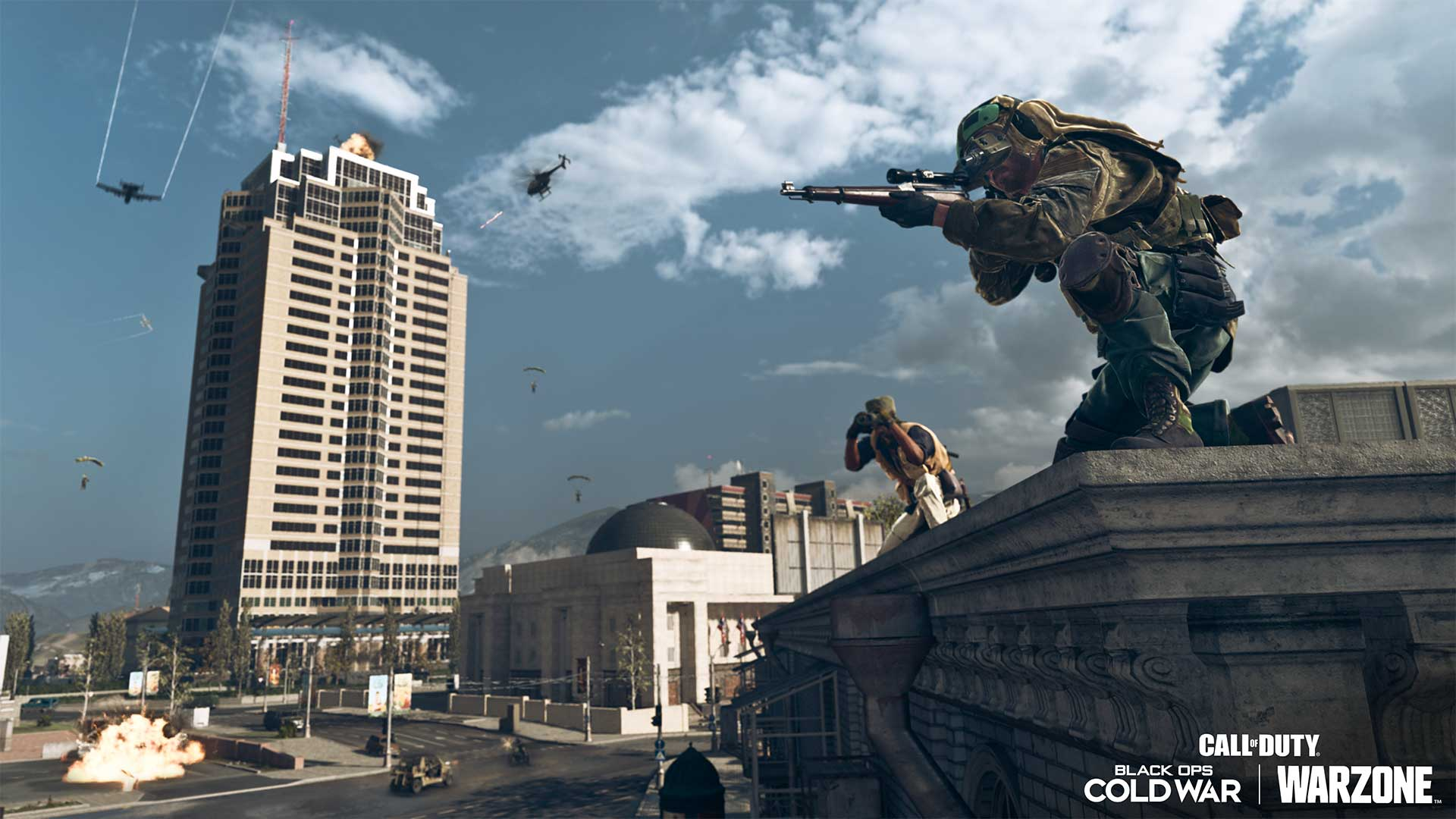 Call of Obligation: Warzone Update Eliminates Armored Cargo Trucks Because They Make Players Undetectable thumbnail