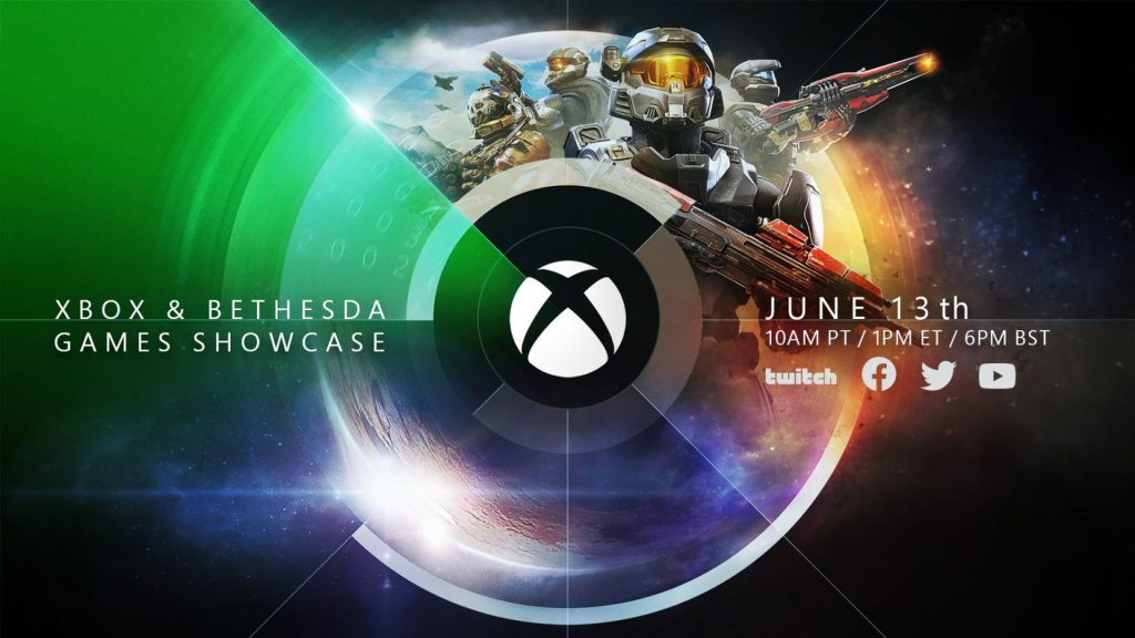 Xbox and Bethesda Games Showcase E3 2021