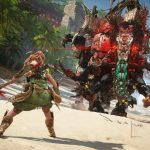 Horizon Forbidden West – DualSense Features, Pullcaster and New Enemy Tactics Detailed