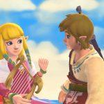 The Legend of Zelda: Skyward Sword HD Receives a Brief New Trailer