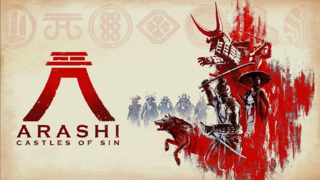 Arashi Castles of Sin