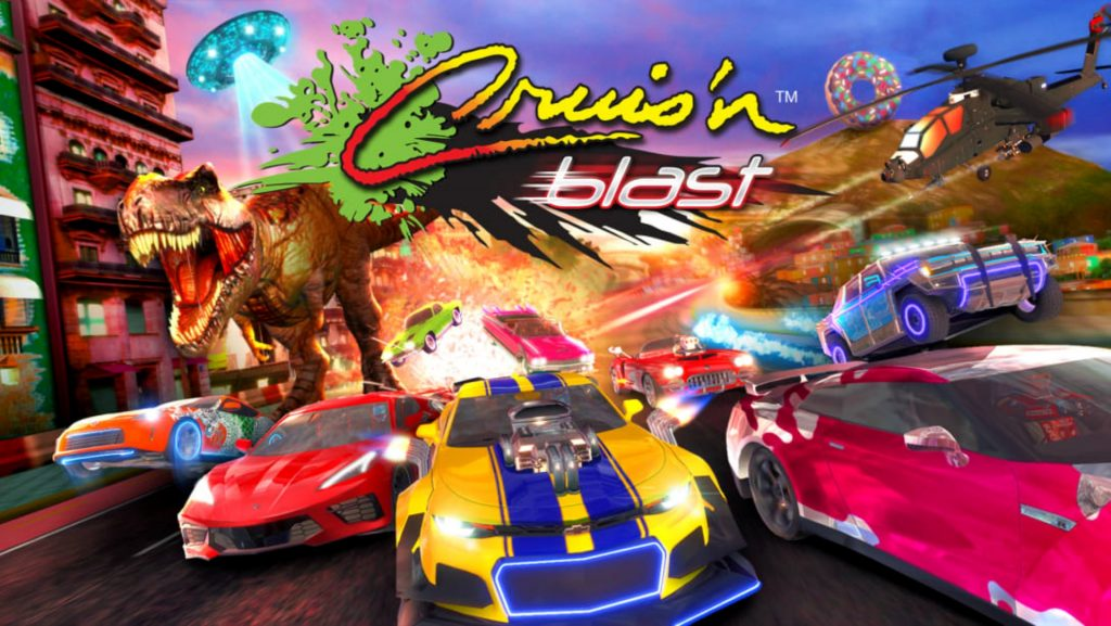 Cruisn Blast