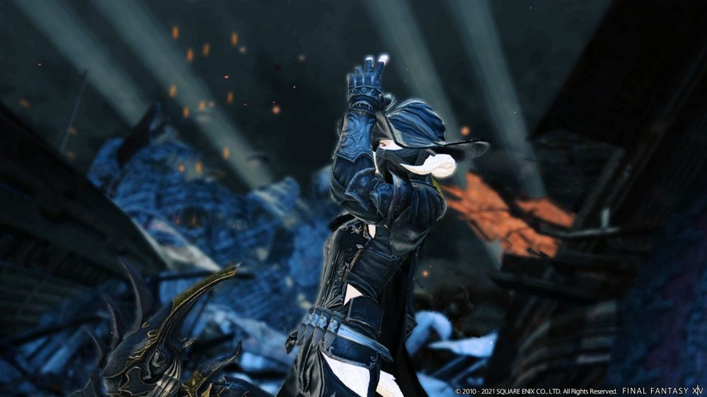 Final Fantasy 14 - Reaper