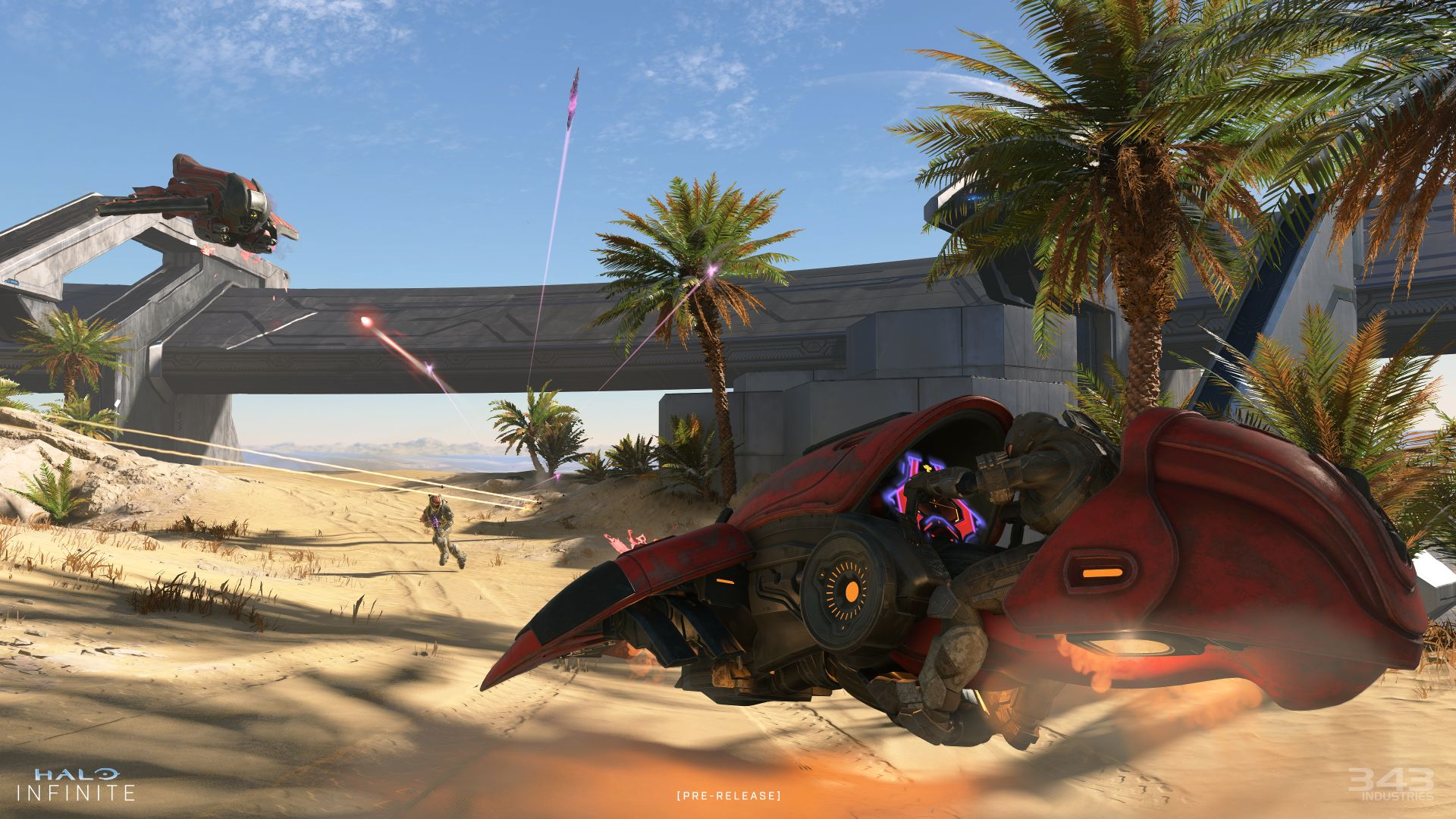 Halo Infinite-- Forge Returns, Sandbox Changes Detailed in New Video thumbnail