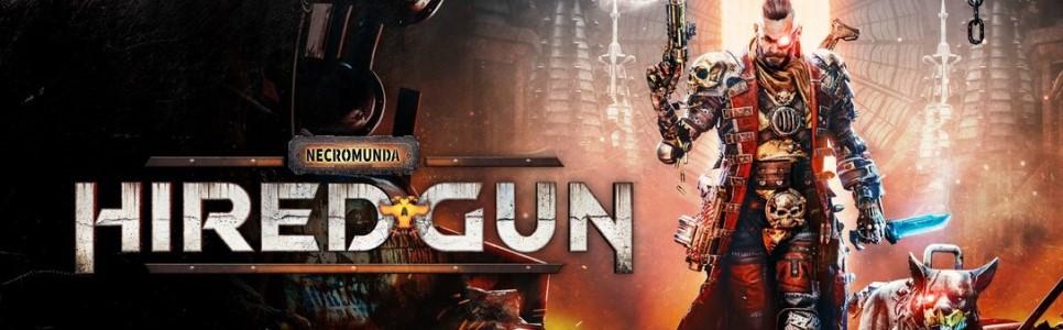 Necromunda: Hired Gun Review – Unoriginal