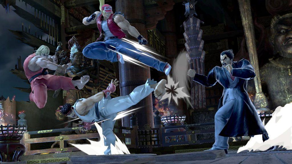 Super Smash Bros. Ultimate - Kazuya