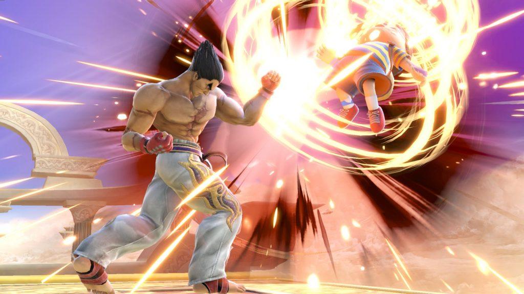 Super Smash Bros. Ultimate - Kazuya_02