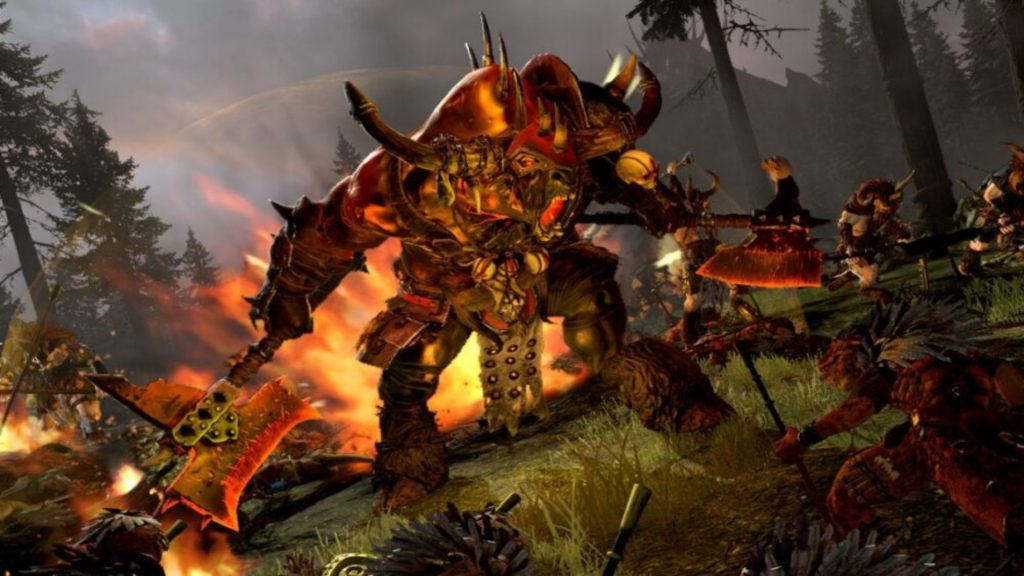 Total Warhammer 2 Silence and Fury DLC