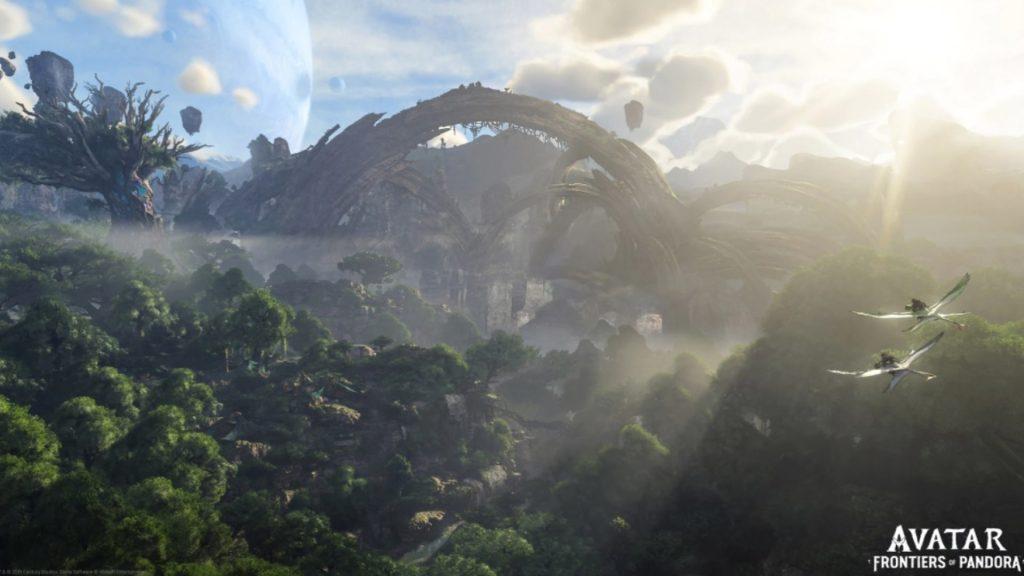 avatar frontiers of pandora image