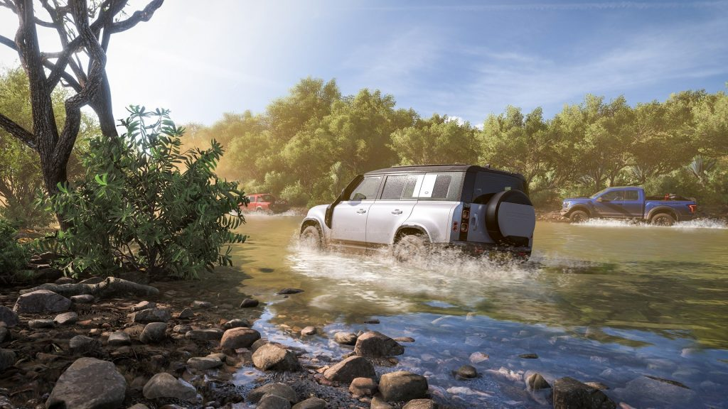 Forza Horizon 5 Has Gone Gold