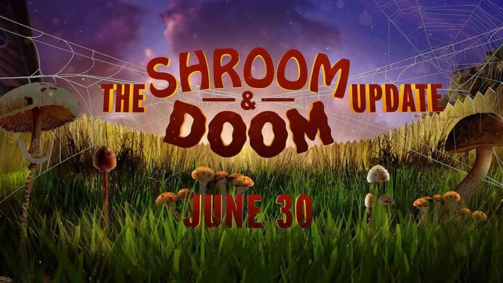grounded doom and shroom update