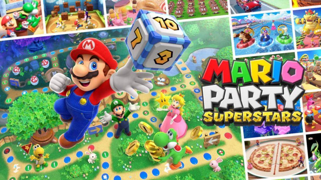 mario party superstars hero
