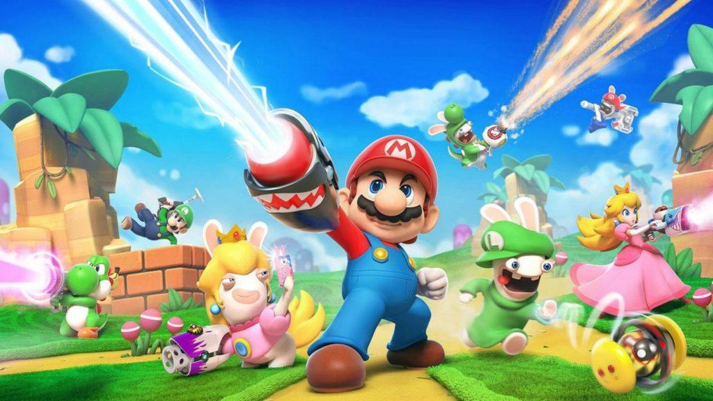 Mario + Rabbids New Game