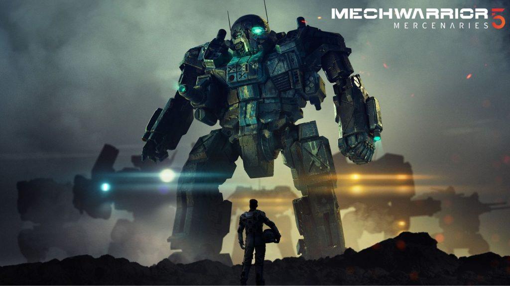 mech warrior 5