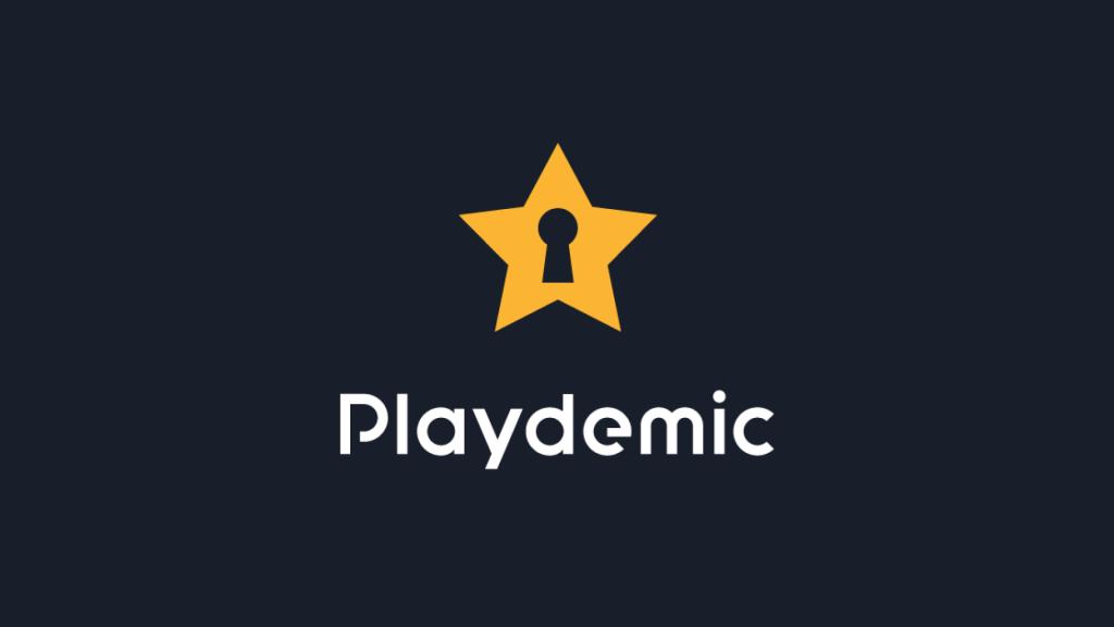 playdemic logo