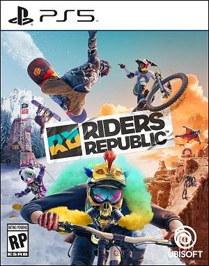 Riders Republic Box Art