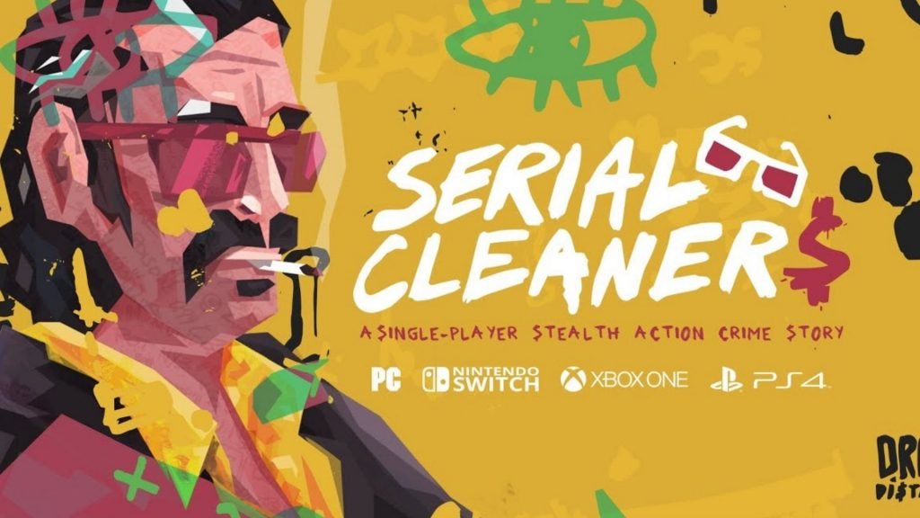 serial cleaners art