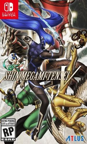 Shin Megami Tensei 5 Box Art