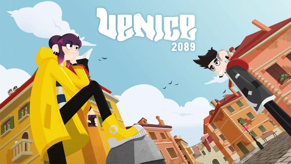 Venice 2089 key art