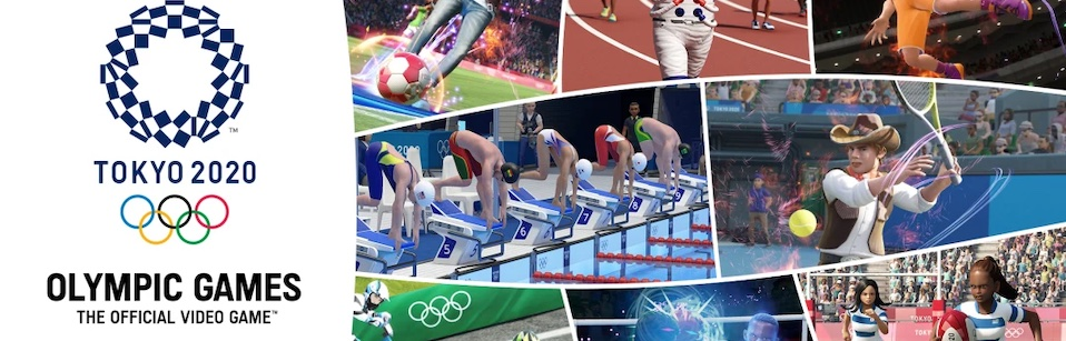Olympic Games Tokyo 2020 – The Official Video Game Review – Sort of a Podium Finish?