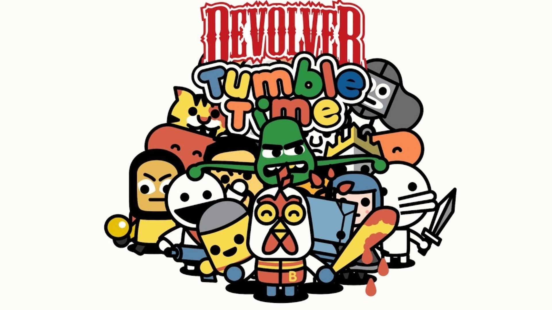 Devolver Tumble Time Is A Free-to-Play Mobile Game Upcoming Later This Year thumbnail