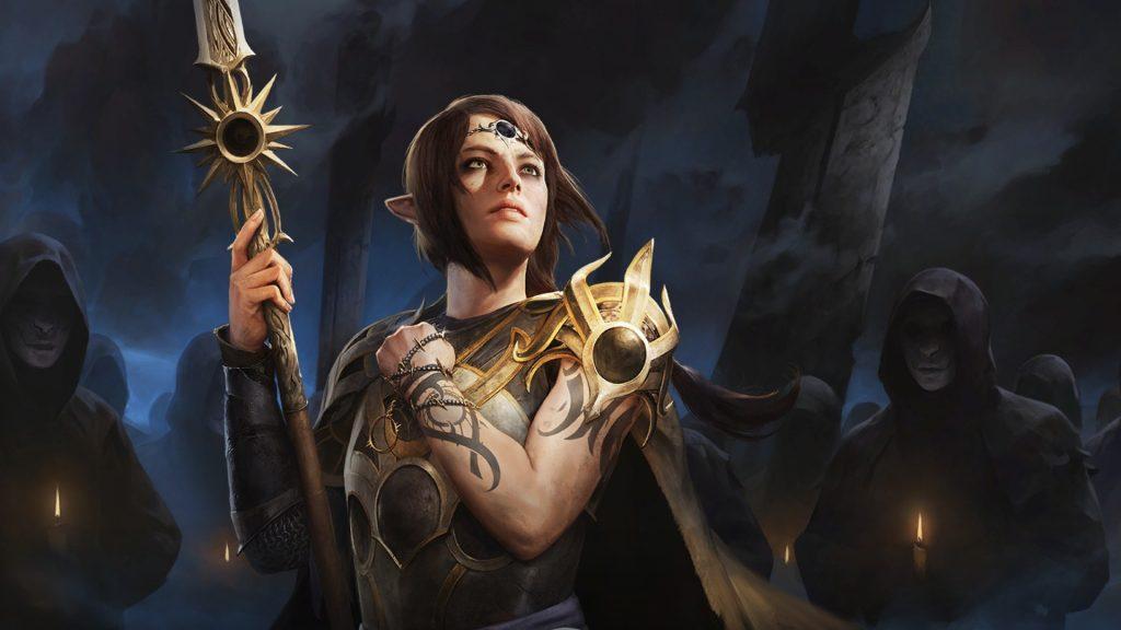 Baldur's Gate 3 - Shadowheart