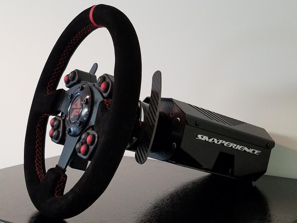 SimXperience AccuForce Pro V2