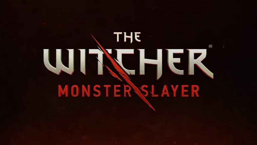 The Witcher Monster Slayer logo