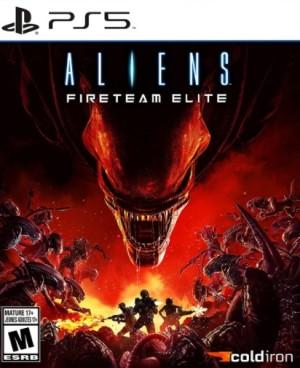 Aliens: Fireteam Elite Box Art