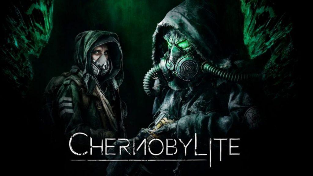 chernobylite key art