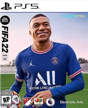 FIFA 22 Box Art